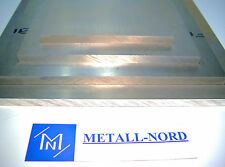 AW-7075 Aluminiumplatte 500x500x15mm ZUSCHNITT Hochfest AlZnMgCu1,5 Alu Aluminum