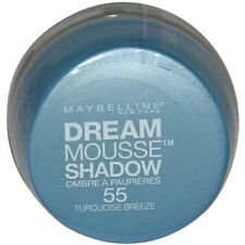 Maybelline Dream Mousse Shadow .12 oz #55 Turquoise Breeze