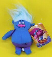 Dreamworks Trolls~20cm Plush Soft Toy~GENUINE PRODUCT~New With Tags~BIGGIE ⚡