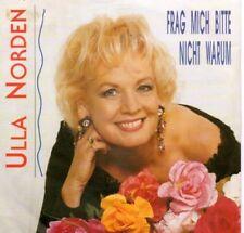 """Ulla Norden Frag mich bitte nicht warum (1994)  [7"""" Single]"""