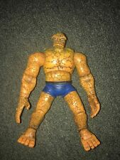 Toy Biz - 2002 Marvel Legends The Thing Fantastic Four (Loose)