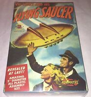 Atlantis Vic Torry and His Flying Saucer plastic model kit new 1009