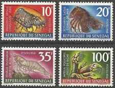 Timbres Faune marine Sénégal 305/8 ** lot 22676