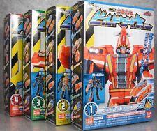 Bandai Ressha Gattai BUILD DAI-OH Megazord Candy Toy Sentai Tokkyuger ToQger