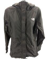 The North Face Womens S Shell Jacket Rain Coat Storm HyVent 2.5L Black AP