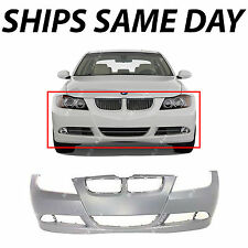 NEW Primered Front Bumper Cover for 2006 2007 2008 BMW 325 323 328 330 3-Series
