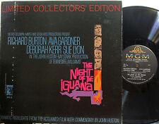 Night of the Iguana (Soundtrack) (highlights & commentary by John Huston) (Promo