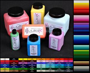 Farbige Lilatex Latexmilch 100ml Latex Farbe dünnflüssig - Das Weltmeister-Latex
