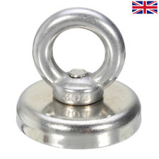 Super Strong River Fishing/Treasure Hunting Neodymium Recovery Magnet  90kg Pull