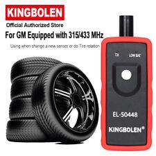 EL-50448 TPMS Relearn Tool Auto Tire Pressure Sensor Reset tool for GM Vehicles