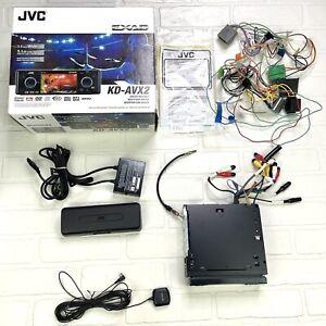 JVC EXAD KD-AVX2 *read No Remote
