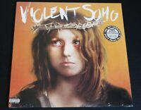 Violent Soho -Violent Soho (Self Titled) LP Vinyl 2010 Estatic Peace Rare Sealed
