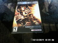 Kill Switch (Sony PlayStation PS2) Instruction Manual Only... NO GAME