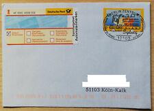 Bund ATM Mi.Nr.3.2 E-Einschreiben 410 mit Sonder-R-Label