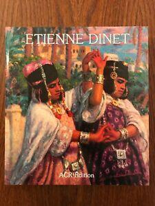 La vie et l'oeuvre d'Etienne Dinet - ACR
