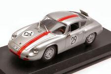 Porsche 356 Abarth DNF 1000 Km Nurburgring 1963 Rank / Wutherich 1 43 Model