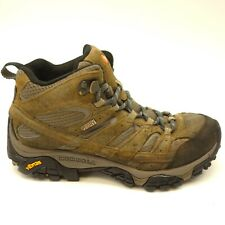 Merrell Moab 2 Mid US 8 EU 38.5 Hiking Waterproof Gray Athletic Womens Boots