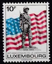 Luxemburg postfris 1984 MNH 1111 - Bevrijding 40 Jaar