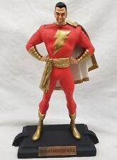 """DC DIRECT NEW!! SHAZAM  """"KINGDOM COME"""" FULL SIZE STATUE By ALEX ROSS Superman"""