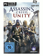 Assassin's Creed Unity Uplay Pc Key Game Download Code [Blitzversand]