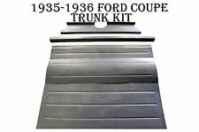 1935 1936 Ford Coupe Trunk Floor Pan Floorboard 35,36