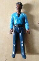 Vintage/Original Star Wars Lando Calrissian Loose figure 1980 Hong Kong VGC- ESB