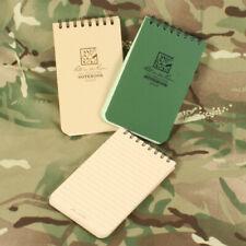 Rite In The Rain 935 Notebook. Green Waterproof Notebook MAC650