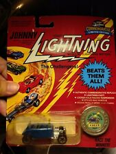 Johnny Lightning Limited Edition '32 Ford Roadster - Blue #104 - 1993 - NEW