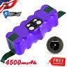 For iRobot Roomba 14.4V 4500mAh NI-MH Vacuum Battery 500 610 760 860 880 580 700