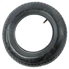 Wheelbarrow Wheel Inner Tube and Barrow Tyre 3.50 - 8 With Rubber Innertube