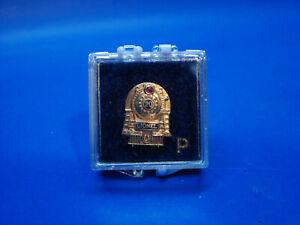 Rare Original Lionel Porter 20 Year Factory Female Employee Service Pin, LN