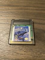 "Space Marauder Nintendo Game Boy Color ""Rare"" NTSC GBC (used) Free Ship"