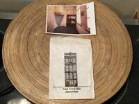 PHOTO POSTCARD PURCHASED @ ANNE FRANK HOUSE AMSTERDAM NETHERLANDS JUDAIC VINTAGE