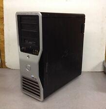 Dell Precision 690 Desktop Workstation Dual Xeon 2Ghz 4GB RAM No HDD