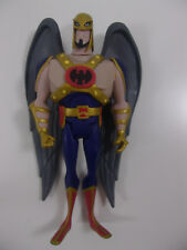 "Justice League Unlimited JLU 4"" Inch DC Figure Thanagar Hawkman Lt Kragger"