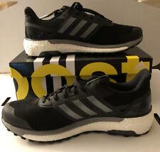 Adidas Men's Supernova Goretex Running Shoes Black Size 10.5 B96282 NWB 🔥