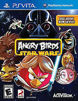 Angry Birds: Star Wars -  PS Vita  brand new and sealed