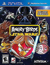 Angry Birds Star Wars (Sony PlayStation Vita, 2013)