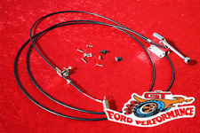 Ford Falcon -Boot Release Cable Kit - Suit XA XB XC GS GT Fairlane ZA ZB ZC ZD