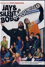 Jay and Silent Bob Do Degrassi (NEW DVD Director's Cut Unrated, Uncensored)