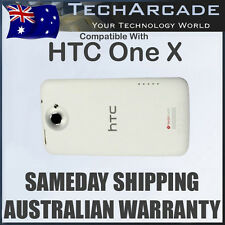 HTC One X Back Rear Housing Battery Cover Case Genuine Original S720E G23 White