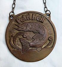 """Anglerorden """"Hecht"""" aus Bronze - Angeln - Fischen - Auszeichnung"""