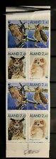Aland Scott's #125a, booklet, MNH, WWF