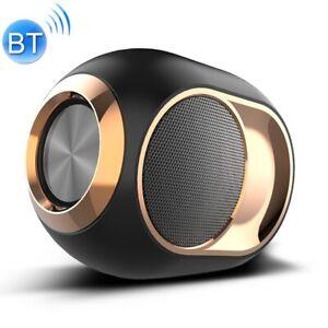 Haut-parleur Bluetooth X6 TWS sans fil, étanche pour l'extérieur