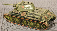 T-34/1943, 20mm-1/76 Scale, Pro-Painted, Resin & Metal, B.P.Cast Inc.!!!