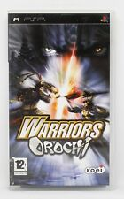 WARRIORS OROCHI - PSP - PAL ESPAÑA - SONY DYNASTY WARRIOR