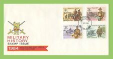 New Zealand 1984 Military History First Day Cover