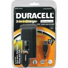 DURACELL DU8023 IPAD/IPHONE CHARGER