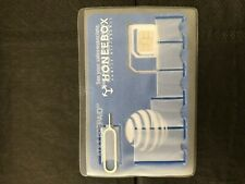 At&T Go Phone Nano Sim Card 4G Lte sim. Triple Cut (3 In1 )