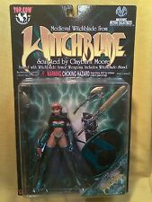 Witchblade Emerald Medieval Figure Green armor Japanese Exclusive Top Cow 1998